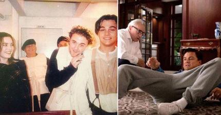 18張片場「Oops不小心流出了~」的電影幕後照 浩克跟導演討論劇本太有喜感!