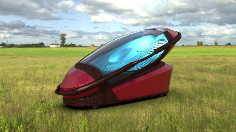 死亡先生:自己的命自己決定!設計這台「神奇生命膠囊機」讓你5分鐘零痛苦生命歸零!
