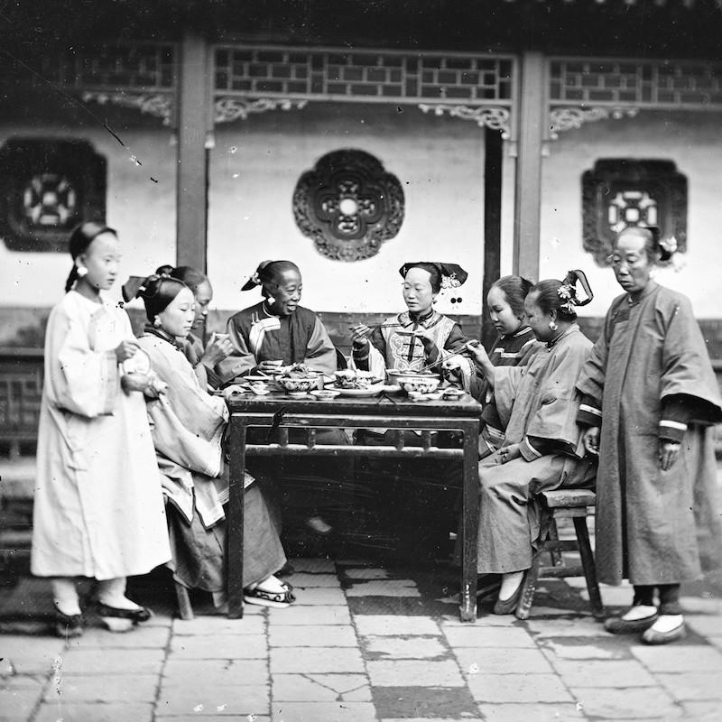 中國歷史裡唯一漏掉的重要真相!黑人在唐朝湧入中國,14張珍貴照片記錄「非裔中國黑人」在中國的生活