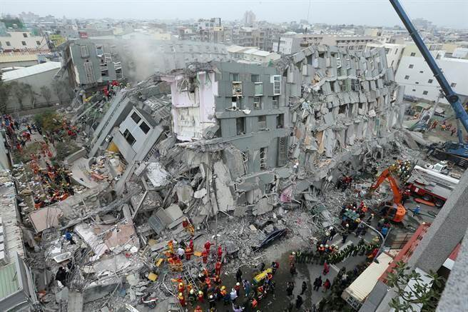 花蓮地震當天...竟與維冠大樓倒塌2周年發生「恐怖巧合」!網友嚇傻:連後面的數字都不用換