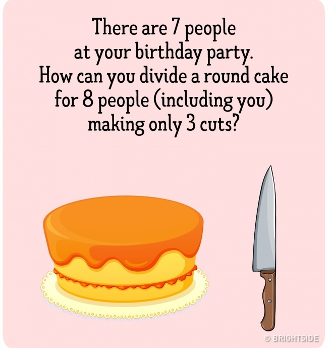 不用腦小心它變豆腐乳!11個把你大腦精製成「高級絕品豆腐」的智力測驗 (3分鐘完成才算唷)