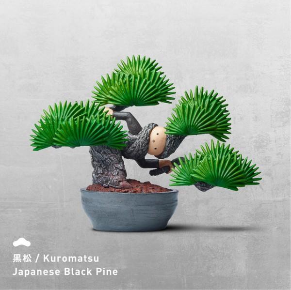 日本推出厭世又療癒的「盆惱扭蛋」 讓人強烈想成為「不用動的盆栽」耍廢