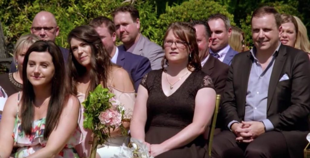 男子第一次看到自己新娘,崩潰喊「Oh sh*t!」(影片)