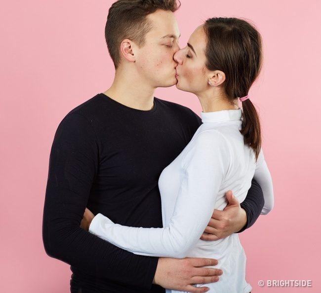 18種浪漫又激情的「接吻方式」,「天使之吻」絕對會把另一半甜到醒不來~