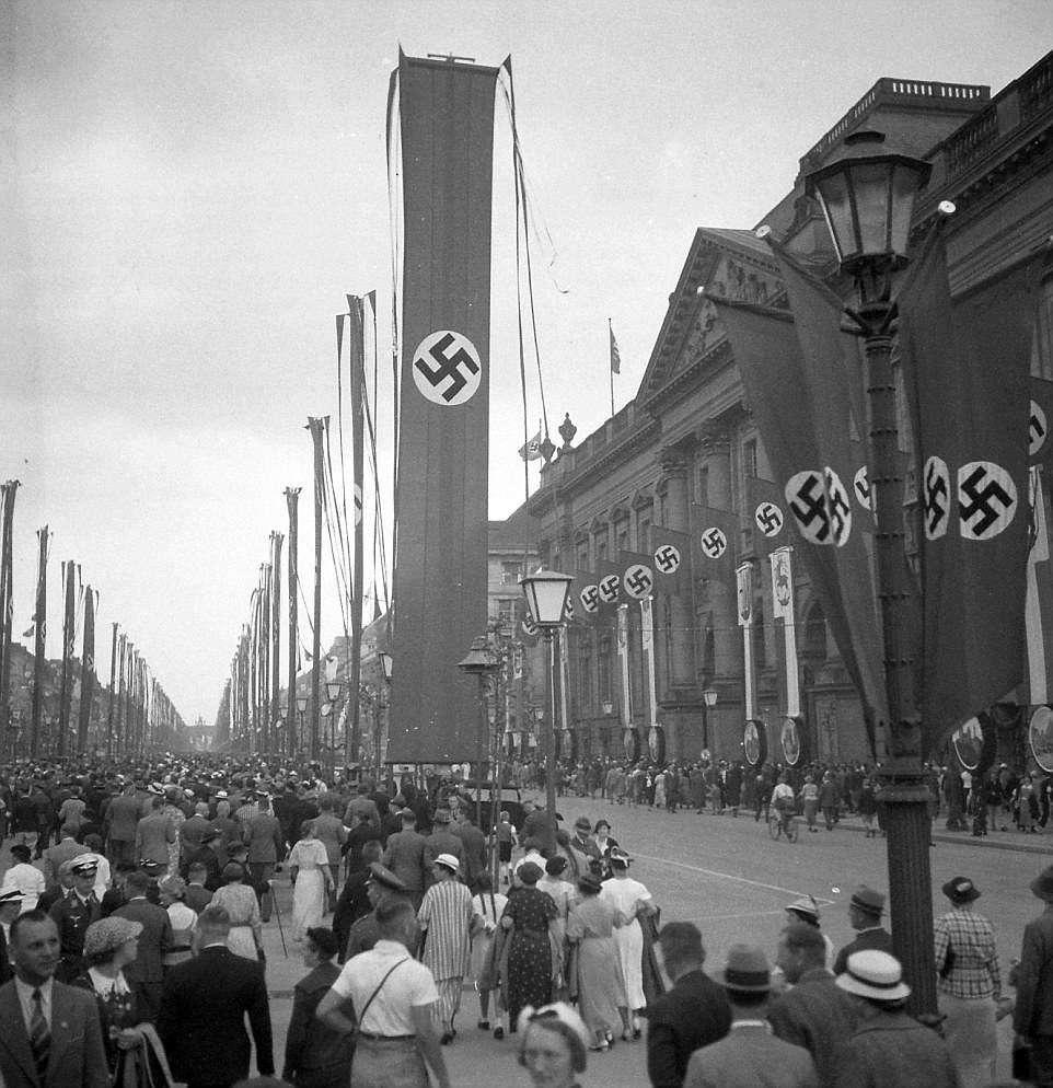 20張被歷史埋的「超稀有歷史照片」納.粹舉辦奧運的畫面真的太狂啦!