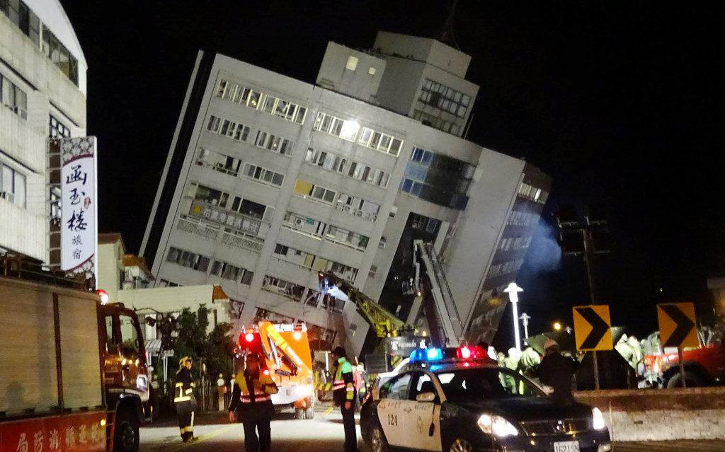 27年雲翠大樓品質有口碑「4樓變1樓」,全台只有一個縣市「最安全」!專家:那區地震少又沒有活動斷層…