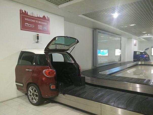25個會讓你出國只想拜訪機場的「超驚奇創意機場設施」