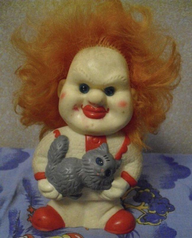 20個懷疑根本走錯棚的「超兒童不宜NG玩具設計」,貝兒娃娃被扒洋裝露奶...