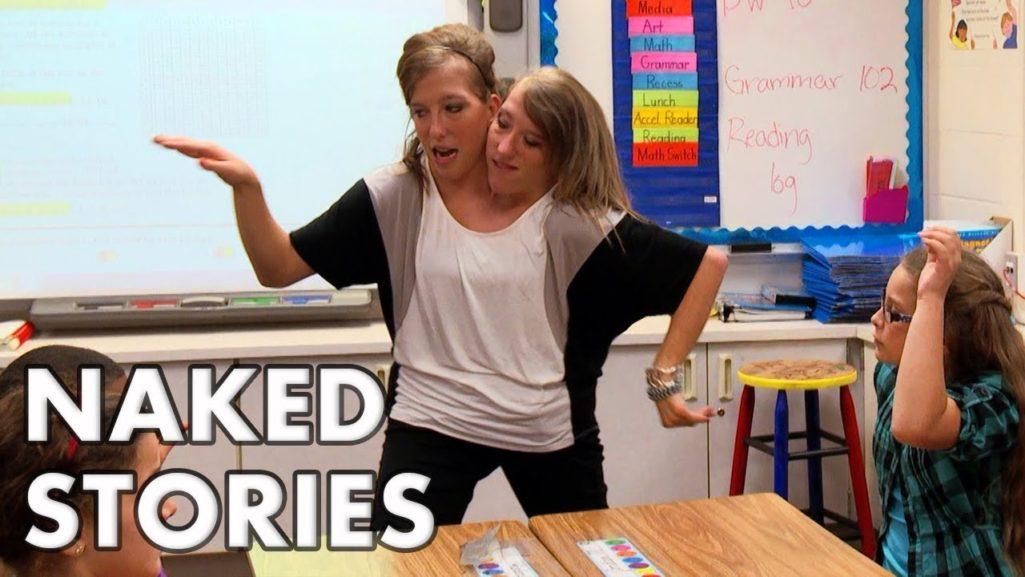 连体「双头姐妹花」一起成为小学老师却「只能领1份薪」,她们同时讲话时超诡异… -5a8290bb73586