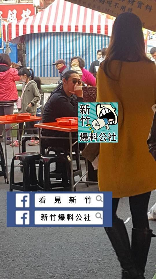 黃安逛大街被老闆認出大喊「他就是黃安!」然後他立刻離開,除夕夜發文嗆:台獨土蛋至死都不會明白