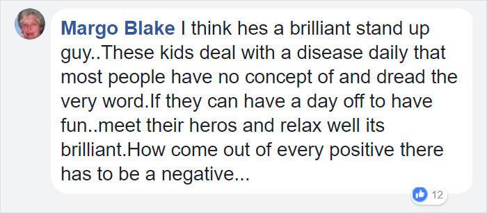 萊恩雷諾斯邀癌病童到《死侍2》片場同樂遭嗆「小孩不適合看死侍」,他霸氣回應讓酸民秒閉嘴!