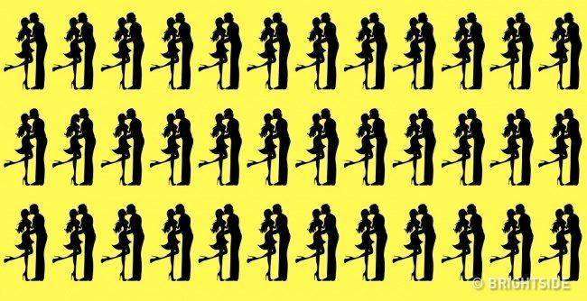 95%的人都找不到!6個考驗大家「眼力+尋找能力」的小測驗,最後一題有煩...