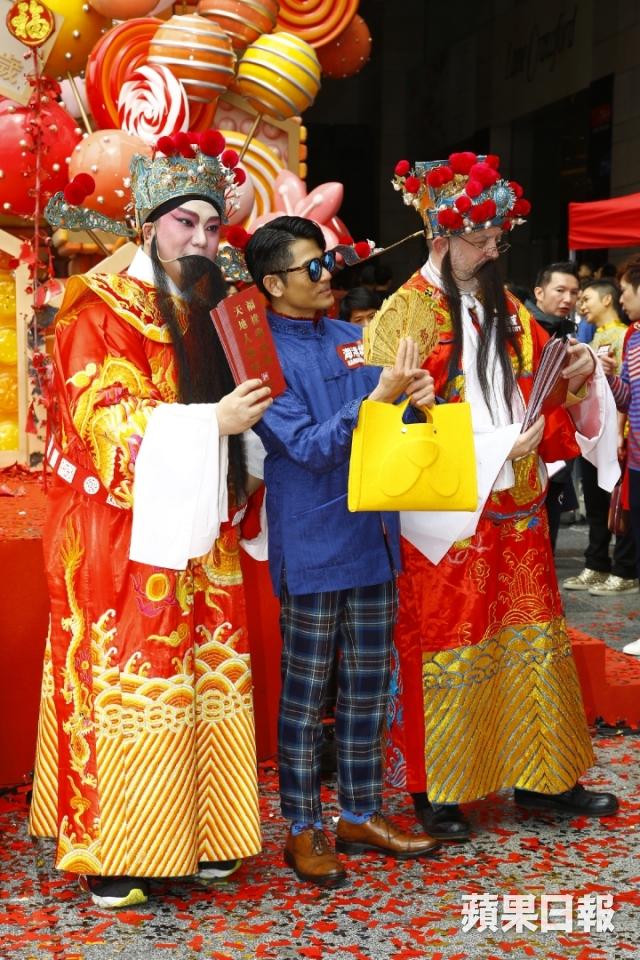 郭富城24年前喊「結婚就包紅包給全香港人」,現在被拿著影片追債...天王霸氣「700萬直接兌現!」
