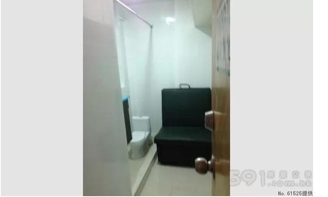 香港豪華套房月租1萬,1坪「自帶衛浴+小房間」網友笑:這監獄吧?