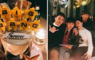 BIGBANG最新「5人完整合體照」曝光!GD入伍前「T.O.P對鏡頭燦笑」粉絲飆淚:他們終於回來了!