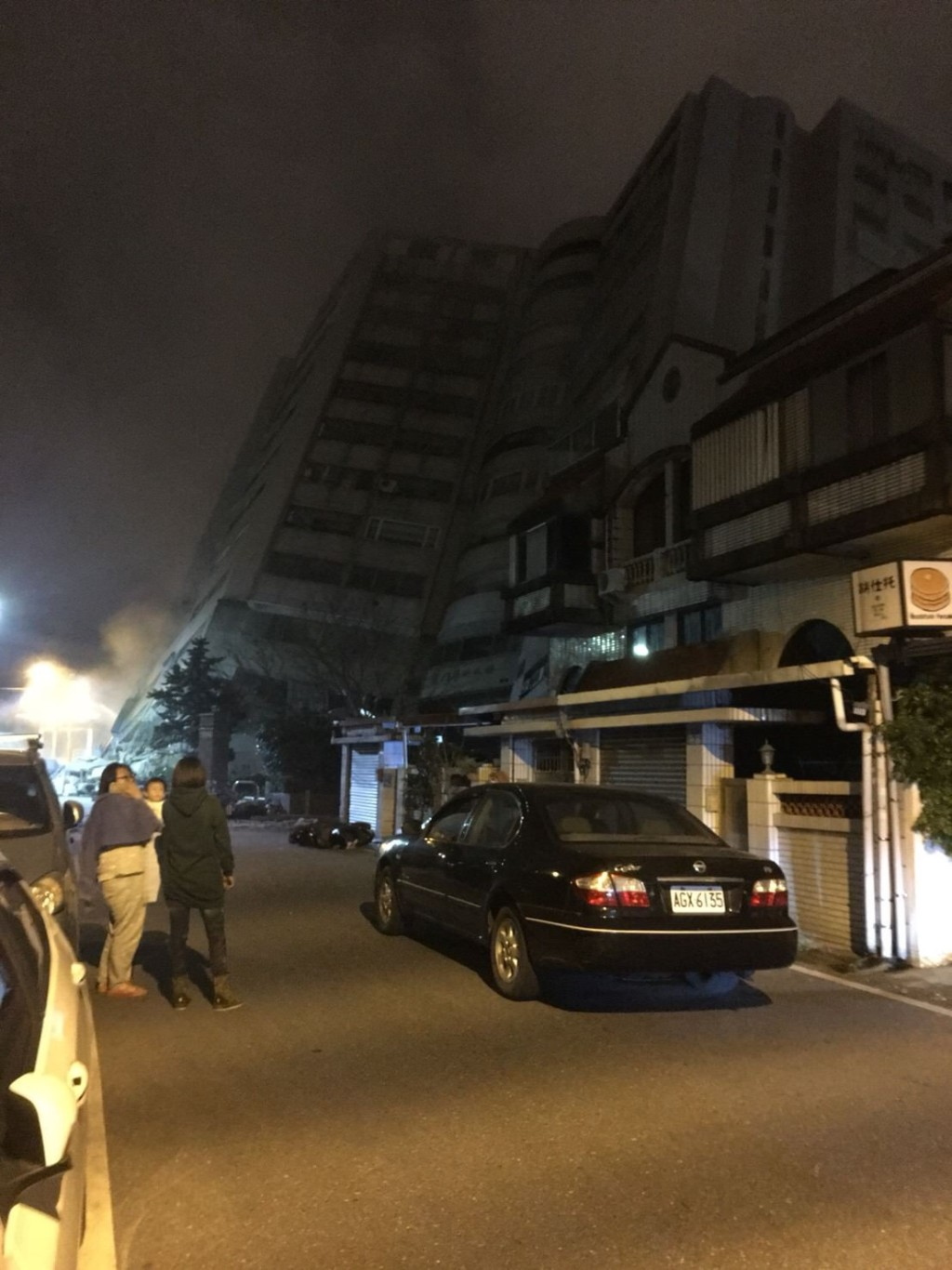 6.0強震死傷頻傳!知名反核人士嗆「地震是老天懲罰台灣」,當地人秒斷理智線:我家就住在震央附近...