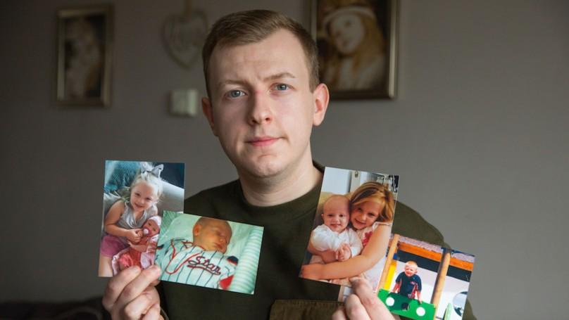 22歲男生病失去「16歲以前所有記憶」連家人都忘,重新學習「自己上廁所洗澡」結果遇到真愛