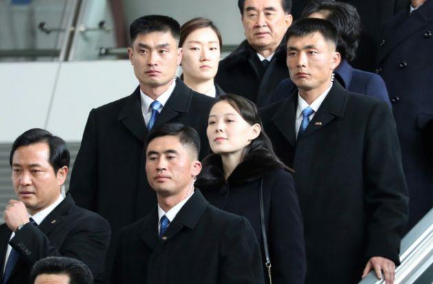 北韓「第一國妹」外媒受封伊凡卡,3天參訪南韓全程「下巴高抬」透露最令南韓人最怕的訊息!