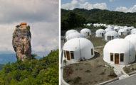 15種「根本不是在地球上的怪異建築」,竟然還有人住在「馬桶裡」生活卻過的超爽!