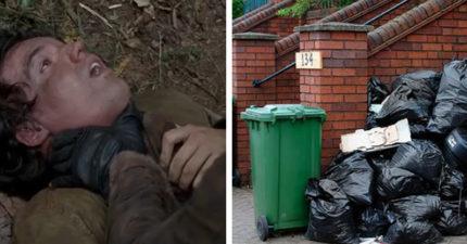 勒斃同事棄屍黑色垃圾袋,男子「假冒死者1年多」連女兒都沒發覺