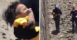 他發現「媽媽沒幫嬰兒做防曬」很奇怪,尾隨後驚見「媽媽將女嬰甩下橋」 警:其實她很慘