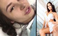 22歲嫩模「為了小妹妹的貞潔」從6樓跳下,脊椎嚴重骨折卻「馬上被捕」!警:在酒店房發生