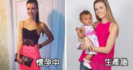 21歲苗條女「忽然肚子劇烈疼痛」急就醫才發現「帶球生活9個月」要生寶寶了!她傻眼:可是我月經都有來