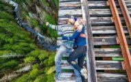 17張「冒著生命危險拍攝」的世界最美奇景