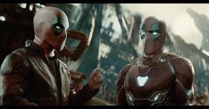 全新《復仇者3:死侍》預告片曝光!「超級英雄全被幹掉」整個世界被死侍統治了...(影片)
