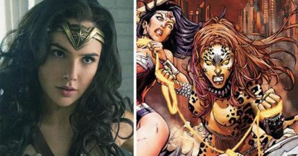 《神力女超人2》宣布反派女主角「豹女」由「A咖喜劇一姊」飾演!透露劇情:不是處女必須吃人肉