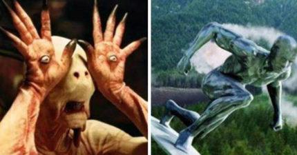 你不認識他,但你一定看過他演的電影!神秘演員30年演「150個怪物角色」他:因為我的身材好