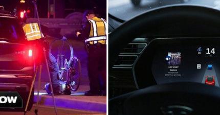 全球首例!「Uber自動駕駛」活活撞死行人,測試計畫全面暫停!警:很可疑