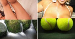 24張做出來挑戰網友對「色物接受度」的唯美合成照片!