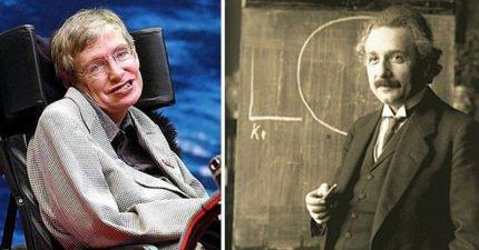 霍金忌日=愛因斯坦生日,「死神的巧妙安排」3/14成為科學界最恐懼又尊敬的日子!