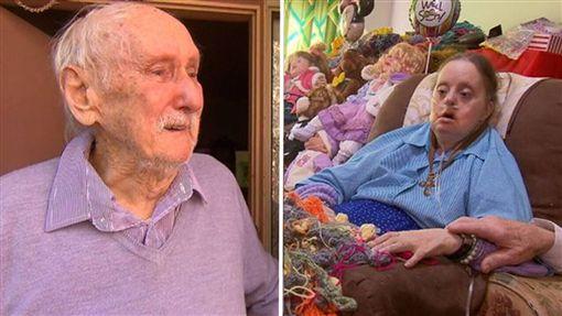 90歲癌症爺身背亡妻65萬卡債,每天回家照顧唐氏症女兒...銀行撇噬血形象「全部一筆勾銷!」