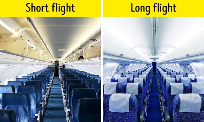 為何飛機的窗戶和座椅不是平行的?3個已經用了幾十年卻沒人注意「飛機座椅小規矩」