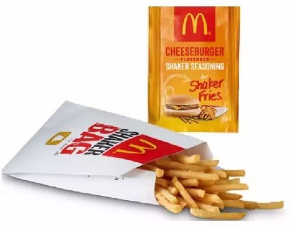 麥當勞傳說中神味「搖搖粉」回來了!「全新海苔、蔥辣粉」比過往口味更過癮!