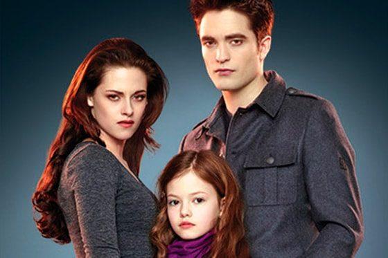《暮光之城》半人半吸血鬼「可愛小蘿莉」長大了!「17歲半熟空靈氣質」美到你認不出來!