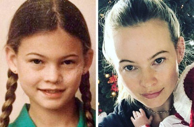 24位被大家懷疑進過維修場「但貼出童年照打臉一票人」的超正女明星,英國準王妃梅根小時候超可愛!