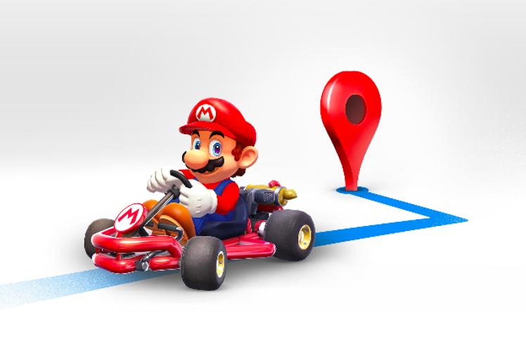 瑪利歐入侵Google地圖!3月10號限定「瑪利歐親自賽車幫你帶路」,「超熟悉1UP音效」讓網友流下時代眼淚!