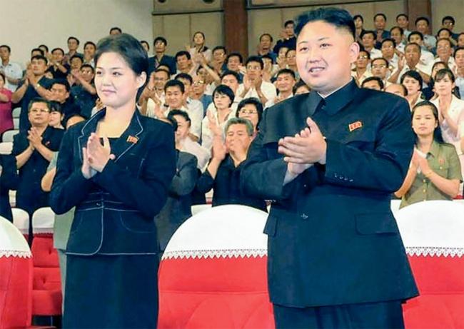 北韓第一夫人太正點!6大理由說明為何川普這麼想幹掉金正恩的「北韓第一夫人完美秘密」