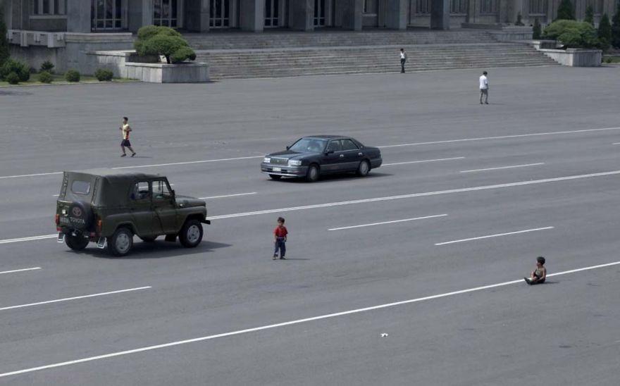 20張會讓你被永遠禁錮在北韓的「不能拍畫面」曝光! 「營養不良民眾模樣」會讓你心寒...