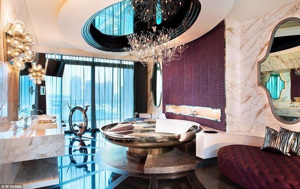 外媒評選「13個一生必去的最美飯店」 史前時代風飯店太酷啦!