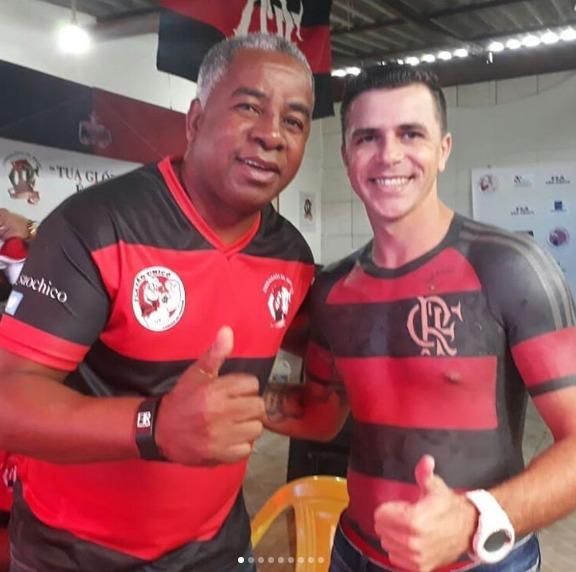 比王陽明還狂!巴西足球狂粉「球衣刺成半甲」:這是我最大夢想...