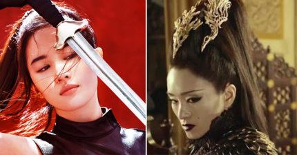 真人版《花木蘭》木蘭師父、皇帝、女巫選角曝光!「亞洲最強武打巨星加入」卻遭網友罵翻