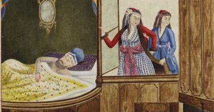 古代人對性保守?200年歷史「鄂圖曼帝國花花公子」手稿曝光 讓人大開眼界!