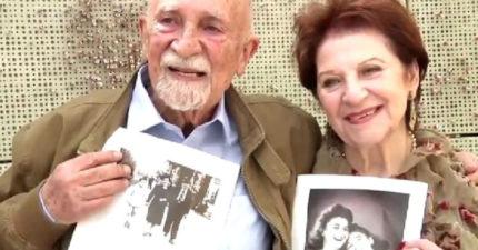 遭納粹大屠殺狠心拆散「她看到他死亡」 76年後異地「感動重逢」