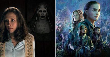 【TEEPR娛樂】8部2018年恐怖片迷不可錯過的「必看驚悚片」,7月《厲陰宅》嚇人「鬼修女」捲土重來...讓你每個月來回一次地獄!
