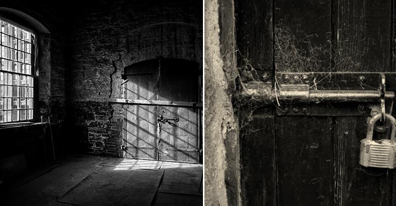 夫妻看屋發現地窖「藏暗門被上10道鎖」 她:差點被撒旦抓走