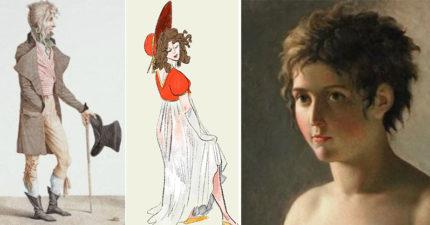 自認是「真文青」嗎?小心1790年的法國「爆酸憤青」讓你原形畢露唷!